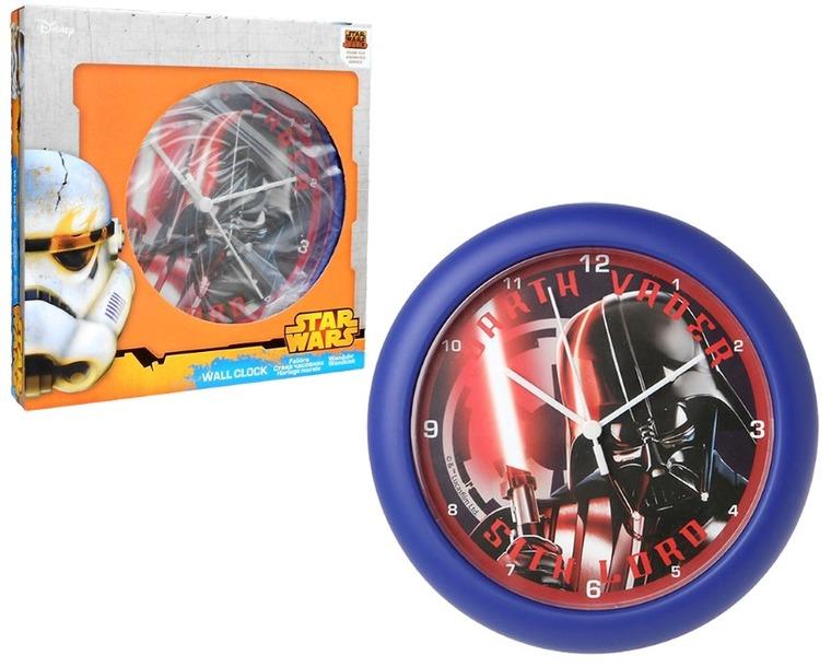 Star Wars, Lord Vader, zegar ścienny, 25,5 cm