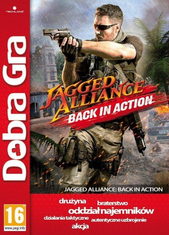 Techland, Jagged Alliance, Back in Action
