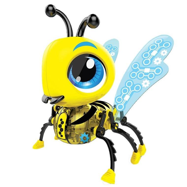 TM Toys, Build a Bot - zbuduj robota, Pszczoła, zabawka interaktywna