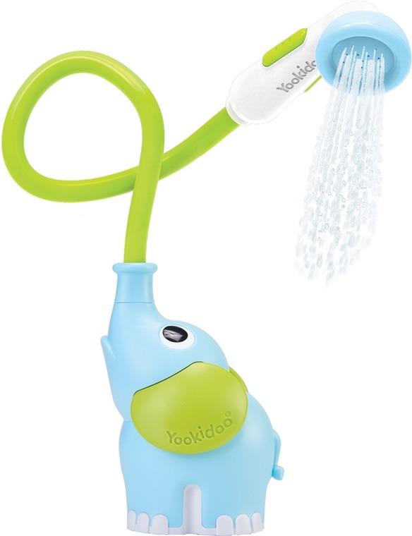 Yookidoo, Słonik, prysznic dla dzieci, Blue