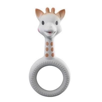 Żyrafa Sophie, Główka żyrafy, gryzak