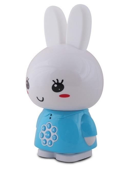 Alilo, Króliczek Honey Bunny, niebieski, zabawka interaktywna