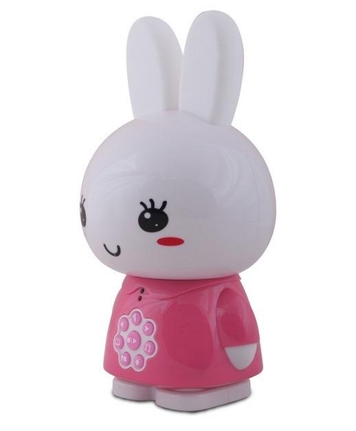 Alilo, Króliczek Honey Bunny, różowy, zabawka interaktywna