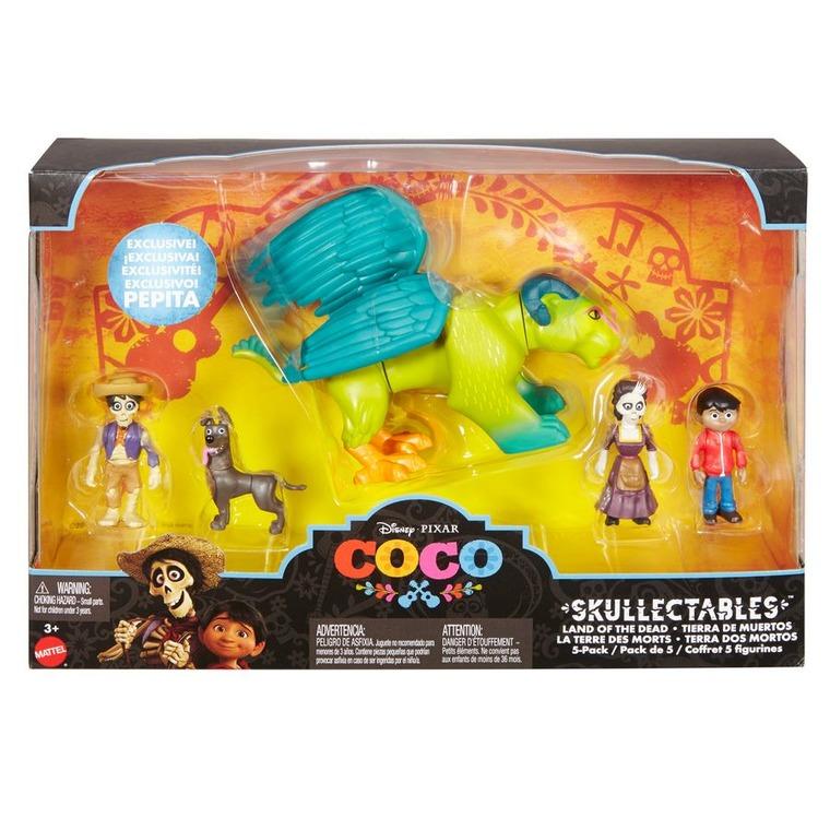 Coco, zestaw figurek