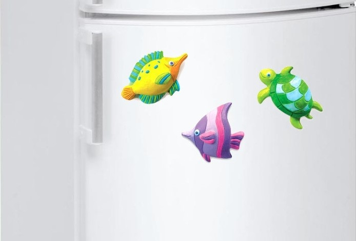 4M, Stworzenia morskie, odlewy gipsowe, zestaw kreatywny