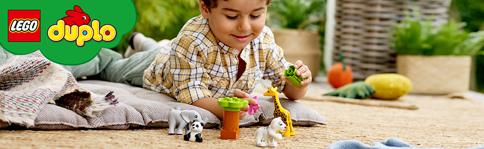 Pierwsze zwierzątko-zabawka dla malucha
