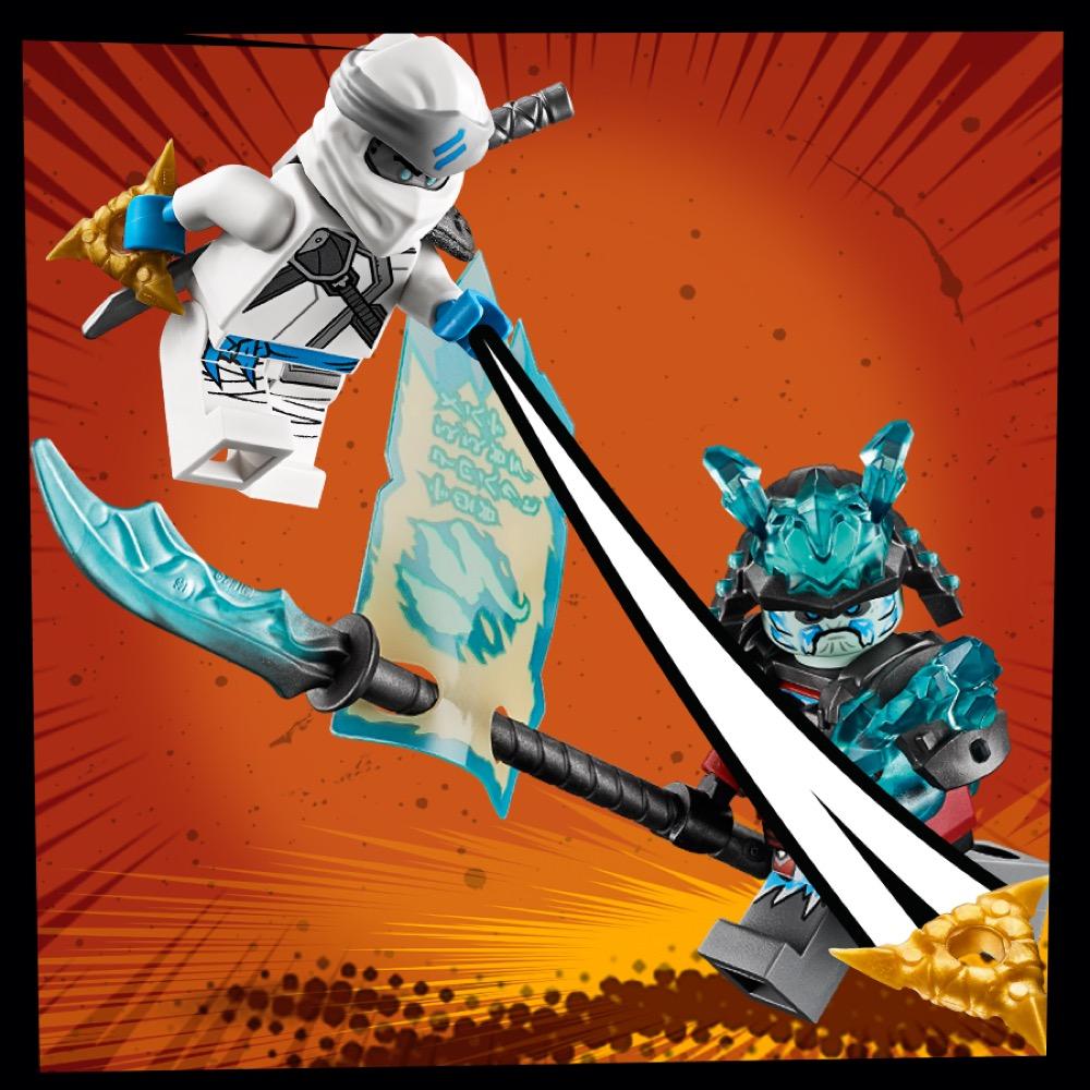Ninja kontra Generał Vex