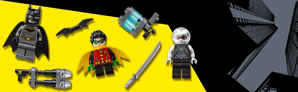 W zestawie 3 minifigurki LEGO®