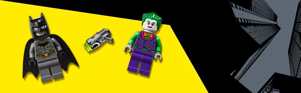 W zestawie 2 minifigurki LEGO®
