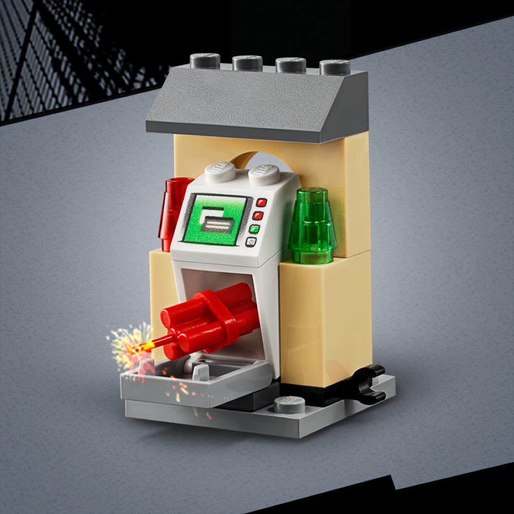 Wybuchający bankomat
