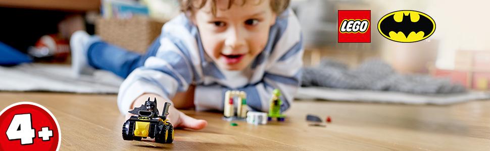 Zestaw z Batmobilem™ dla małych dzieci