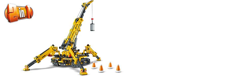 Buduj, ucz się, baw się i ustaw go na półce