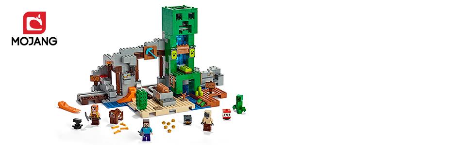 Budowanie i nieograniczona zabawa Minecraft™