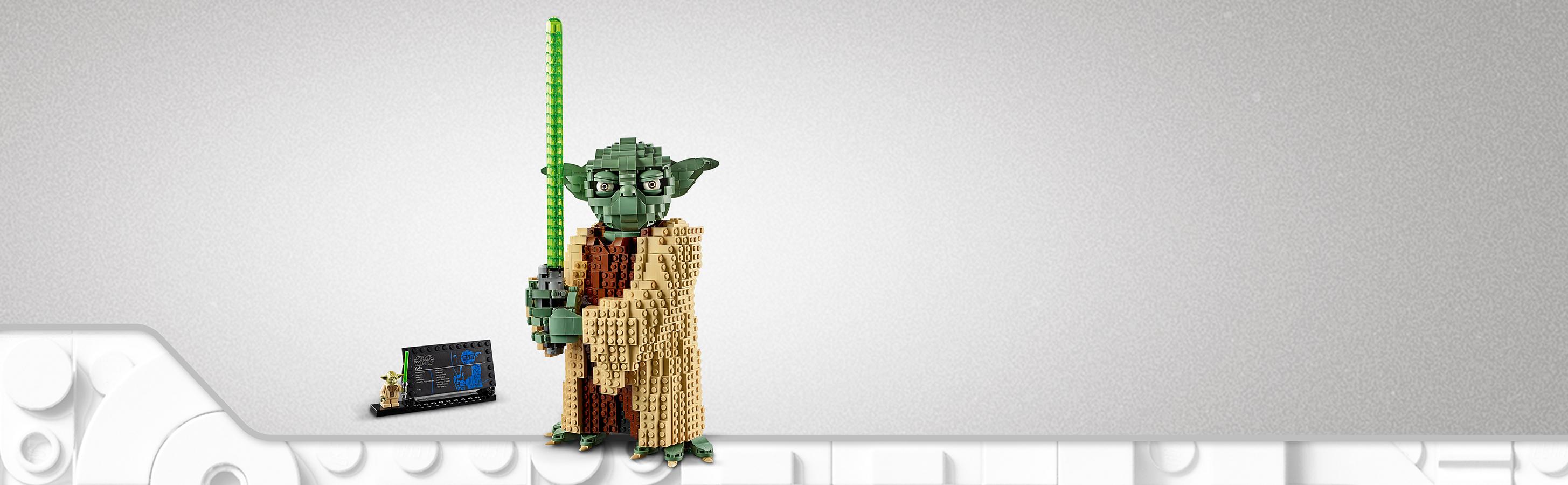 Yoda, jakiego nie znacie