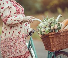 Jazda na rowerze ciąży. Czy taka forma aktywności nie zaszkodzi mamie i dziecku?