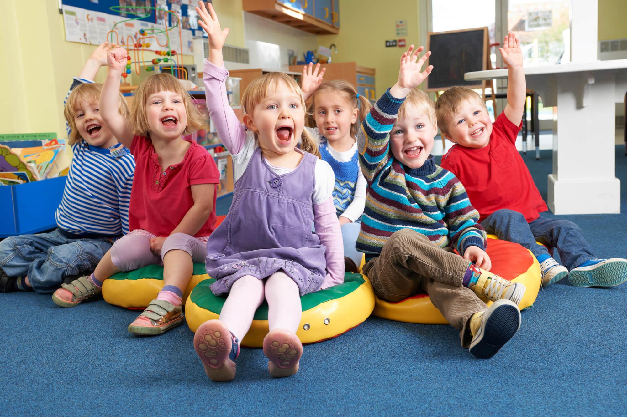 Kiedy i jak zapisać dziecko do przedszkola? | Smyk.com