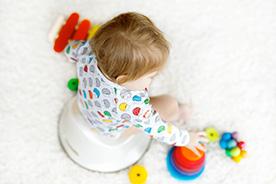 Jak odpieluchować dziecko?