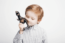 Dinozaury: gry, zabawki, kolorowanki, klocki LEGO i wiele innych pomysłów na prezent dla małego paleontologa