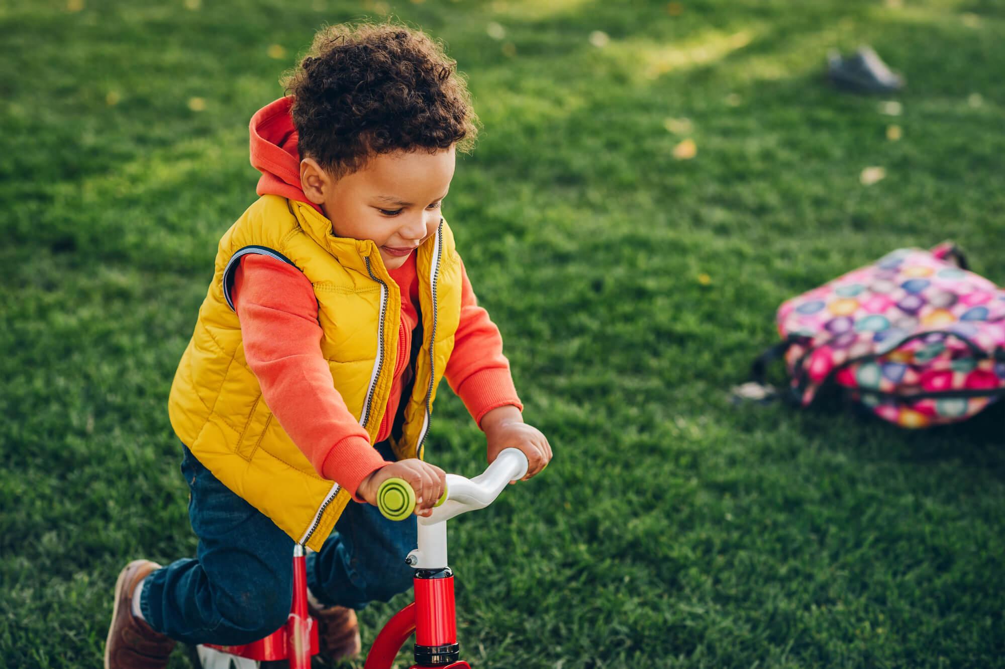 jaki rowerek biegowy dla dzieci