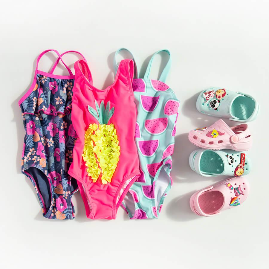 Kostiumy kąpielowe
