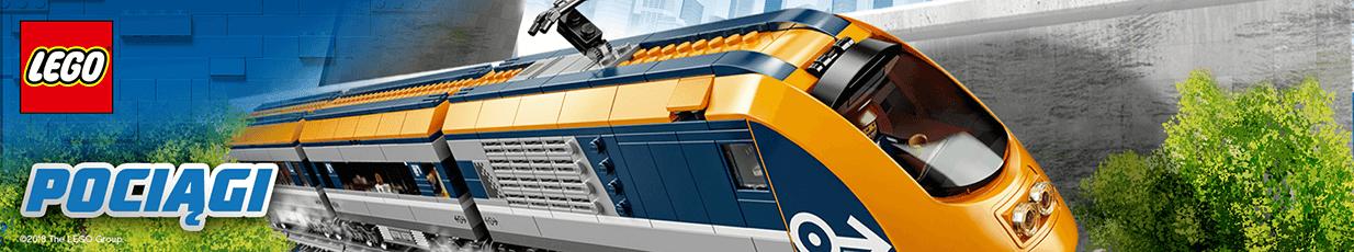 LEGO Pociągi