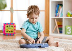 Muzyczne zabawki dla dzieci – top 10