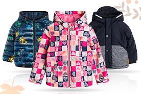 W poszukiwaniu idealnej kurtki dla dziecka. TOP 13 jesiennych kurtek z kolekcji Cool Club