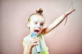 Pomysłowe karaoke dla dzieci