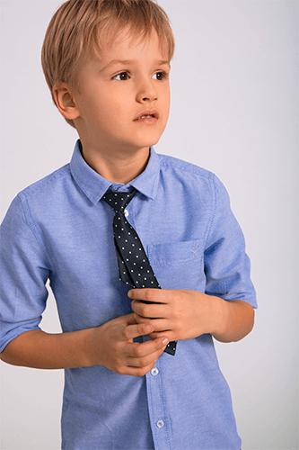 Stylizacja dla chłopca