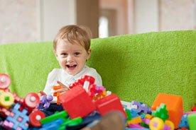 17 miesiąc życia dziecka -rozwój półtorarocznego dziecka