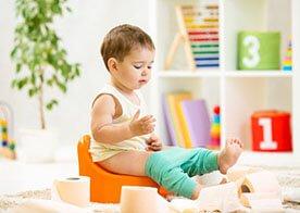 21 miesiąc życia dziecka - Pora na nocnik dla dziecka