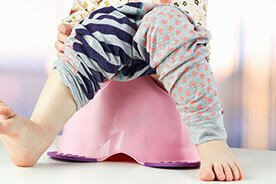 27 miesiąc życia dziecka - Nauka samodzielności u dziecka