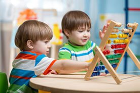 28 miesiąc życia dziecka – Czas na naukę liczenia u dziecka.