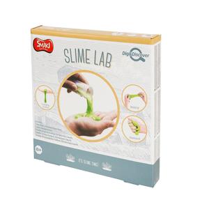Smiki, Slime Lab, zielona masa, zestaw naukowy