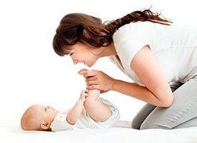 6 miesiąc życia dziecka 6 miesiąc życia dziecka - dzielny zuch! Za wami pierwsze pół roku życia