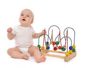 8 miesiąc życia dziecka - dużo umiem i rozumiem!