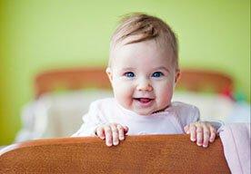 9 miesiąc życia dziecka - pogadamy?