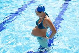 Basen w ciąży – dlaczego warto?