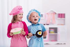 Czym się bawić w dom? Kuchnia dla dzieci i inne ciekawe akcesoria do gotowania