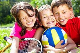 Sport dla dzieci - dobroczynne zajęcia ruchowe dla dzieci Sport dla dzieci - dobroczynne zajęcia ruchowe dla dzieci.