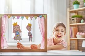 Zabawy teatralne dla dzieci – przegląd produktów i pomysłów