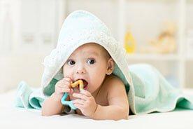 Ząbkowanie u dzieci - o czym warto wiedzieć gdy pojawią się pierwsze ząbki?