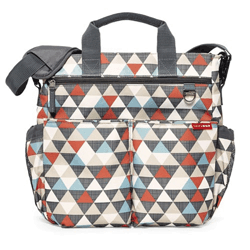 Skip Hop, Duo Signature Triangles, torba