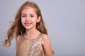 Stylizacje dla prawdziwych księżniczek - sukienki dla dziewczynek na wyjątkowe okazje