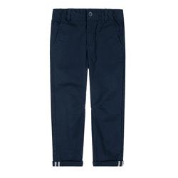 Cool Club, Spodnie chłopięce, chinosy, granatowe