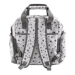 Smiki, Stars, torba i plecak do wózka, 2w1