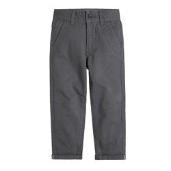 Cool Club, Spodnie chłopięce, chinosy, szare