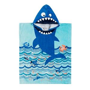 Cool Club, Ponczo kąpielowe chłopięce, rekin