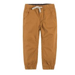 Cool Club, Spodnie chłopięce, jogger, brązowe
