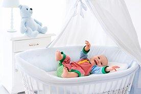 Jakie łóżeczko wybrać dla dziecka - przegląd popularnych produktów